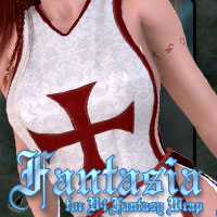 Fantasia for V4 Fantasy Wrap Themed Clothing kaleya
