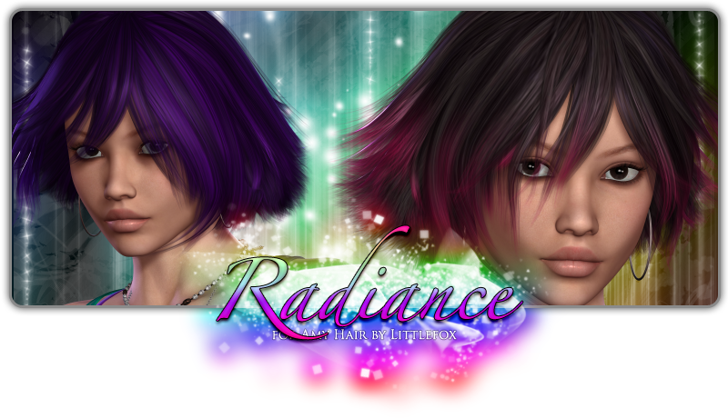 Radiance for Amy Hair