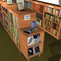 School Library image 6