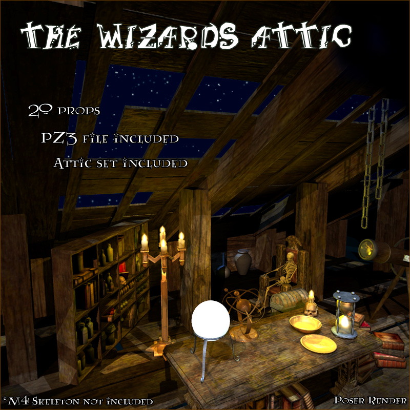 The Wizards Attic
