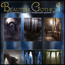 Beautiful Gothic I image 1
