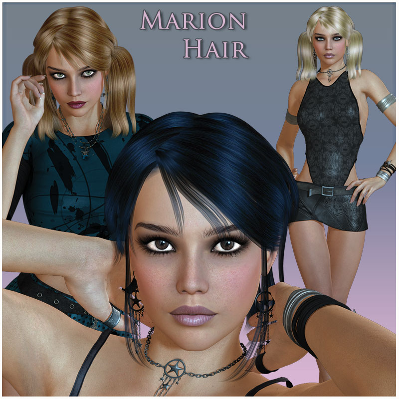 Marion Hair for V4/A4