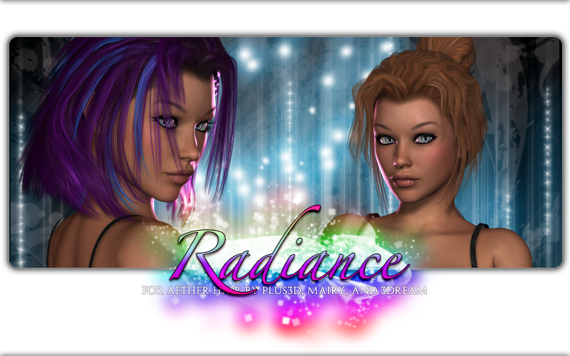 Radiance for Aether Hair