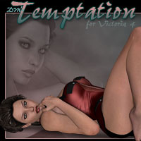 DM's Temptation Themed Poses/Expressions Props/Scenes/Architecture Software Danie