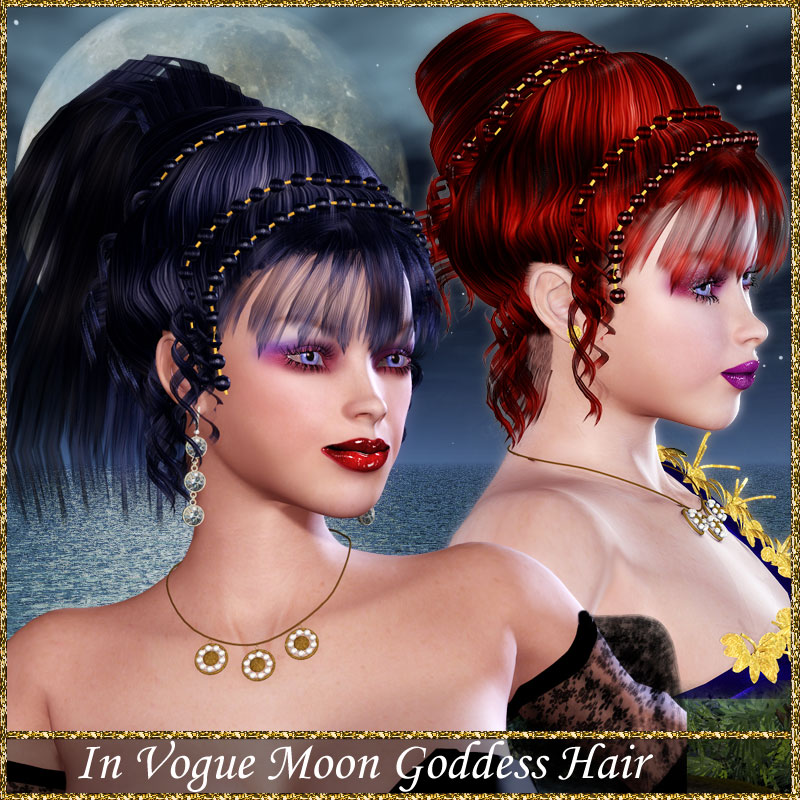 In Vogue-MoonGoddess Hair