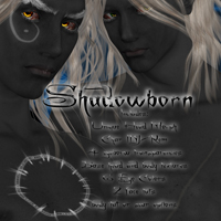 Shadowborn for M4 by DigitalDreamsDS