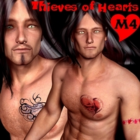 Thieves of Hearts for M4  Tempesta3d
