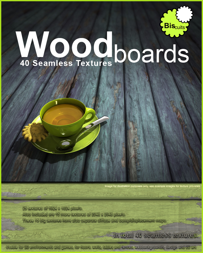 Biscuits WoodBoards