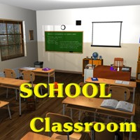 School Classroom Props/Scenes/Architecture Poses/Expressions Themed greenpots