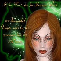 Color Fantasies for Sensual Hair  hotlilme74