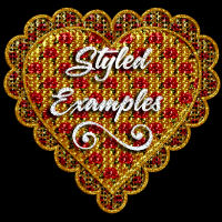 Bling! My Valentine Layer Styles image 1