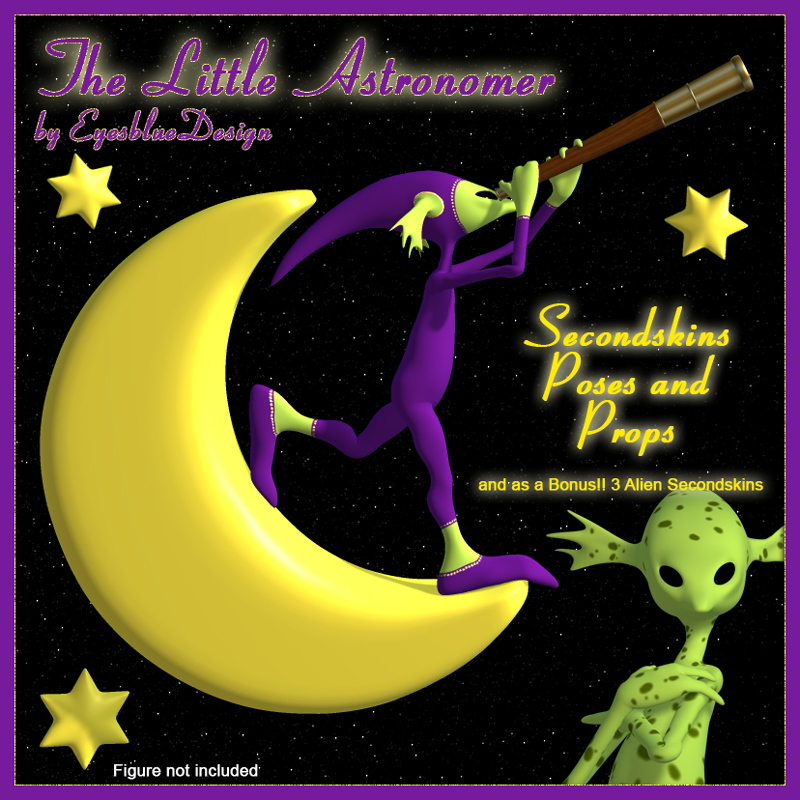 The Little Astronomer