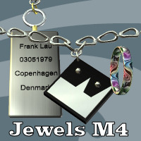 Whokar Jewel for M4 Accessories WhopperNnoonWalker-