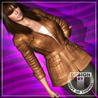 FASHION for V4H / M4H coat by kobamax Clothing outoftouch