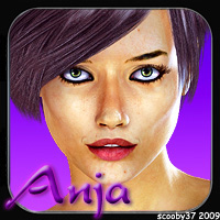 Anja for Victoria 4 Characters Software scooby37