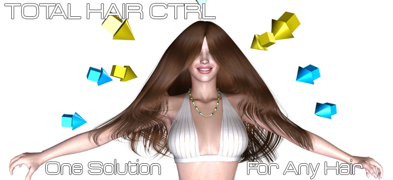 TotalHairCtrl by kaposer