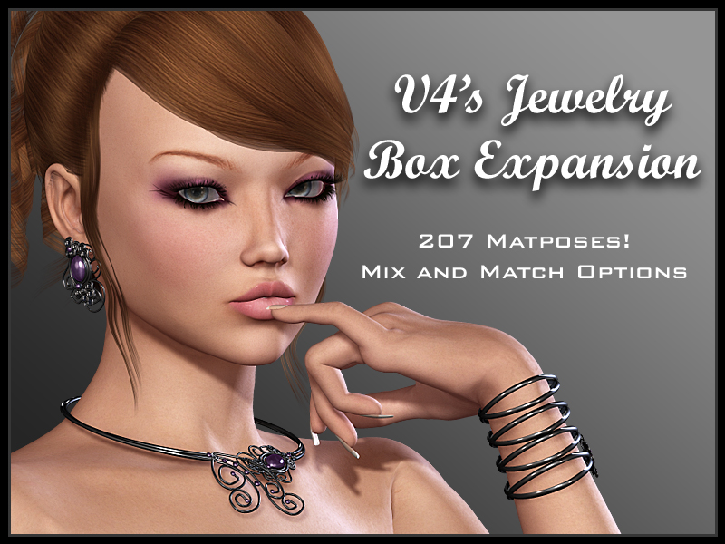 Jewelry Box Expansion