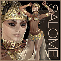 Salome 3D Figure Essentials Val3dArt