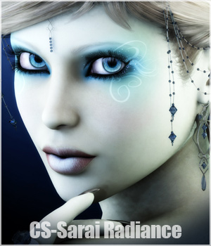 CS-Sarai.Radiance 3D Figure Essentials Sabby