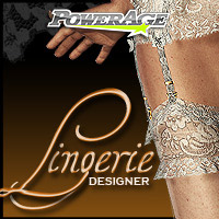 Lingerie Designer by powerage