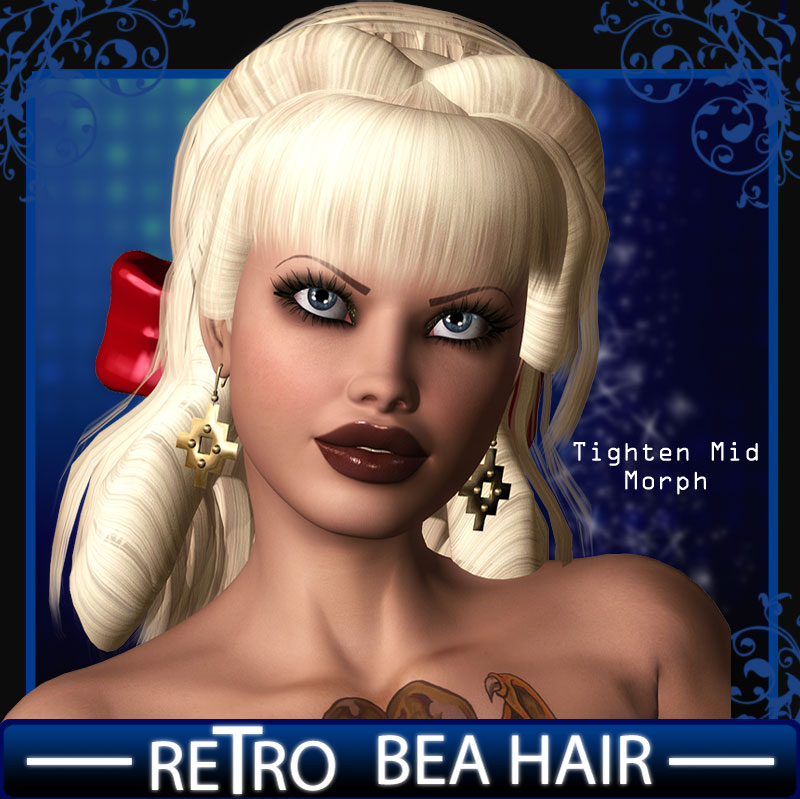 Retro-Bea Hair