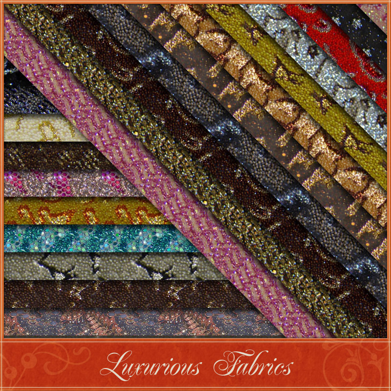 Luxurious Fabrics