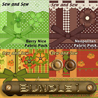 Sew & Sew Bundle 1  macatelier