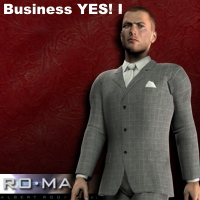 Business Yes! 3D Figure Essentials RO_MAN
