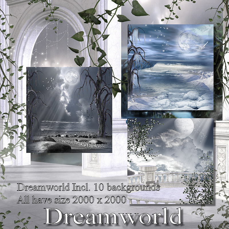 :: DreamWorld Backgrounds ::