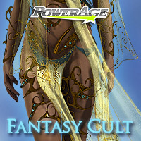 Fantasy Cult 3D Models 3D Figure Assets powerage