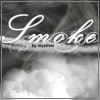 Smoke Brushes 2D Graphics mystikel