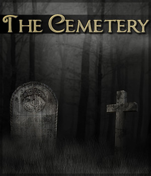 The Cemetery 2D Graphics Sveva