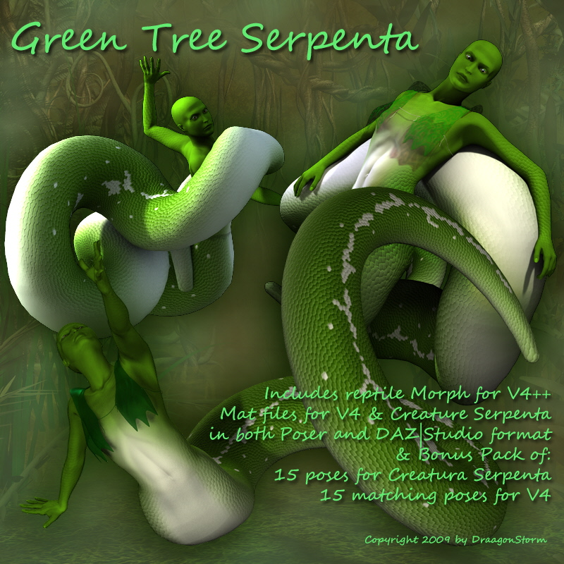 Green Tree Serpenta