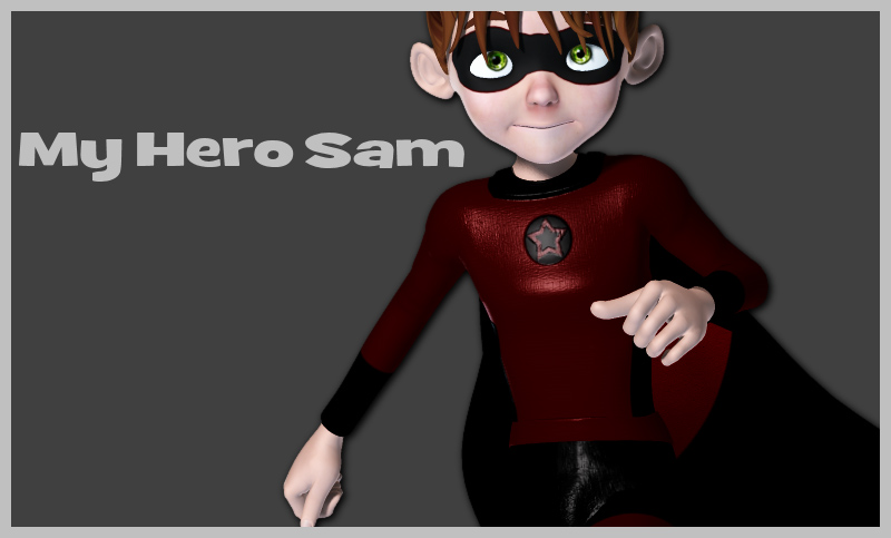 My Hero Sam