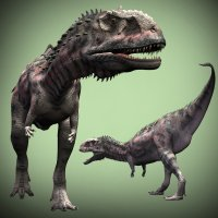 MajungasaurusDR 3D Models Dinoraul