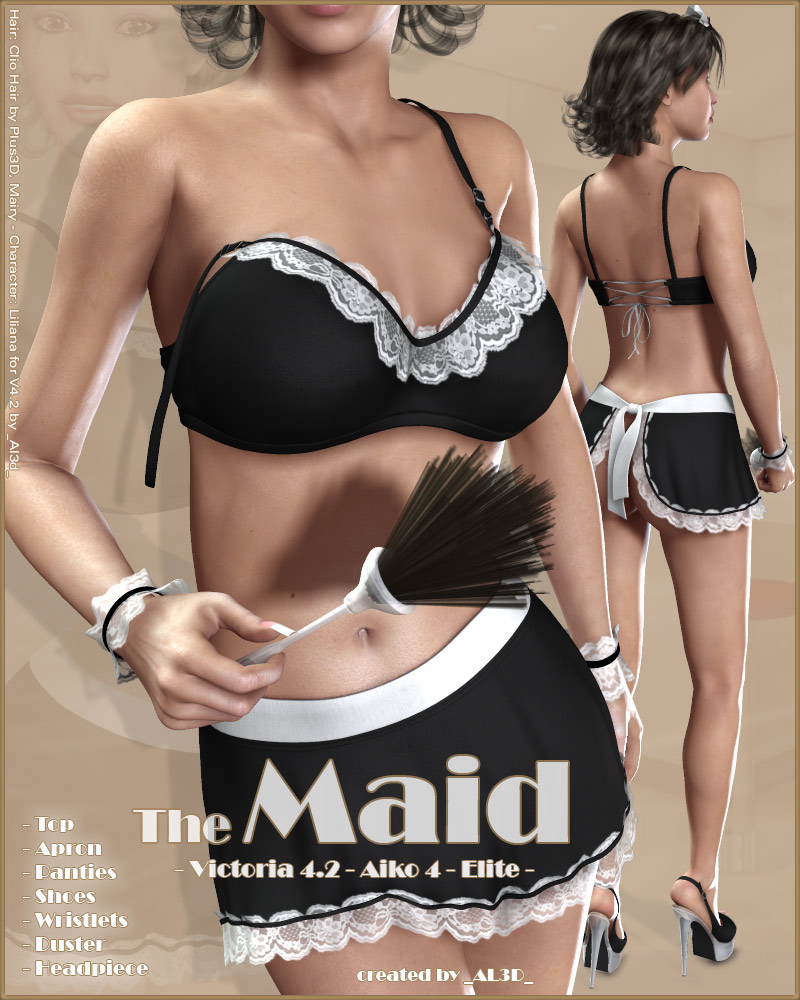Al3d's Maid for V4/A4/Elite