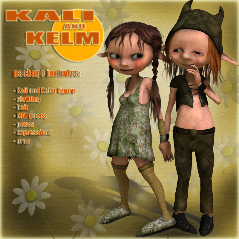 Kali and Kelm