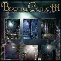 Beautiful Gothic III: Charming Decay image 1