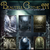 Beautiful Gothic III: Charming Decay image 2