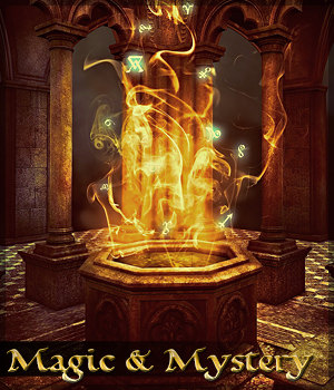 Magic and Mystery 2D Sveva