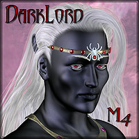 DarkLord for M4 Characters Props/Scenes/Architecture Themed Clothing Daio