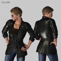 M4H coat for M4H4 image 1