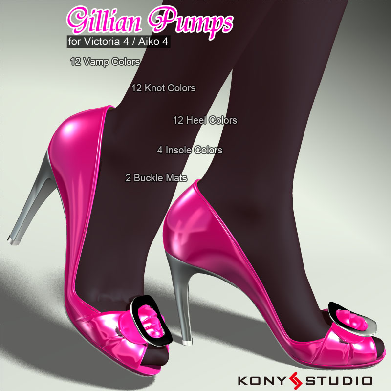 Gillian Pumps for V4/A4