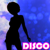 Disco 2D Graphics 3D Models designfera