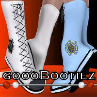 GooBootiez by Karth