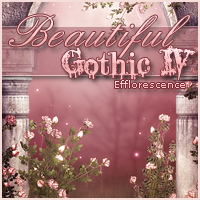 Beautiful Gothic IV: Efflorescence Themed 2D And/Or Merchant Resources Sveva
