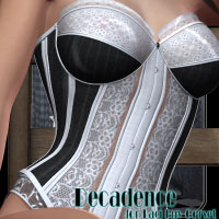 Decadence for Laci Luv Corset Themed Clothing kaleya