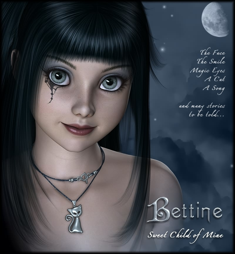 Bettine for V4.2 and A4 by fabiana