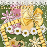 Sew & Sew Crazy Daizy 2D Graphics macatelier