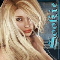 Sookie Hair 3D Figure Essentials SWAM